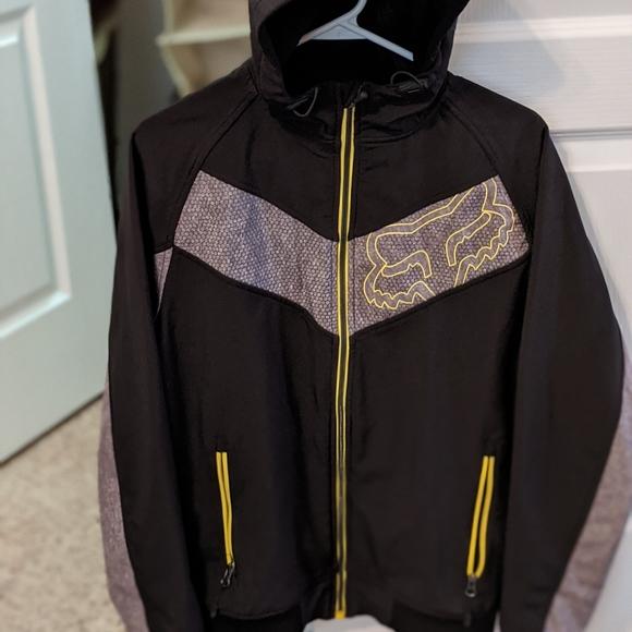 Fox Other - Fox tech outerwear jacket